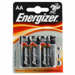 Батарейки Energizer plus AA 4 шт